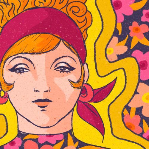 1960s Illustration