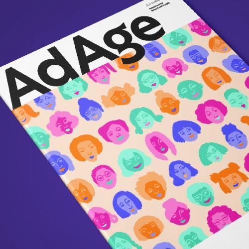 AdAge Magazine Cover