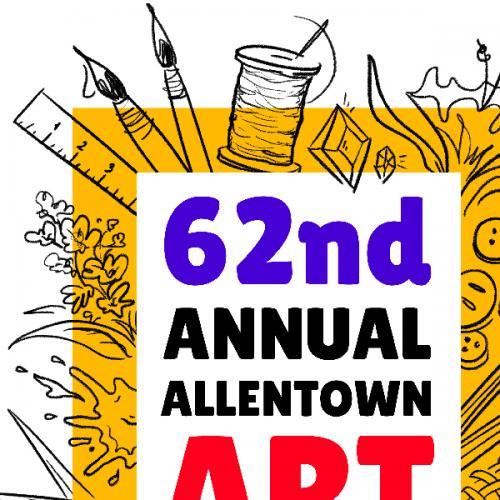 Allentown Art Festival Poster Designs