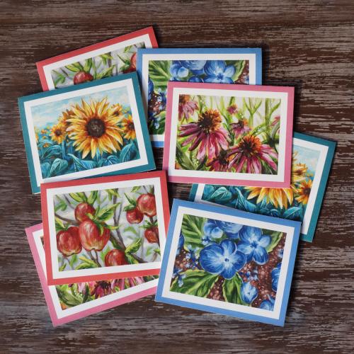Botanicals Notecards