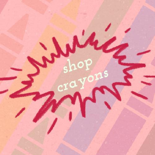 Generic Crayon Web Ad