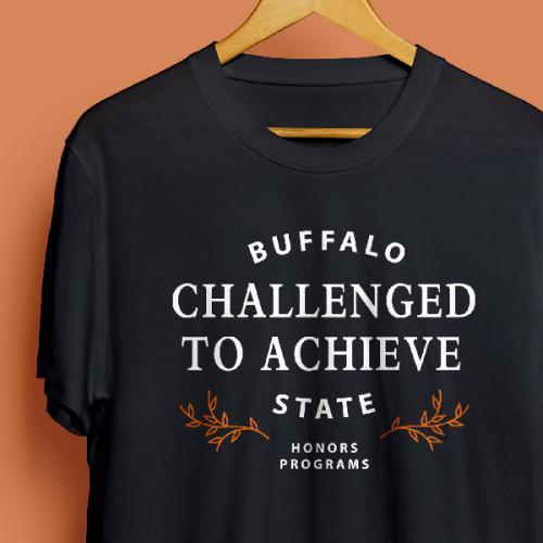 Muriel A. Howard Honors Program Shirt Design