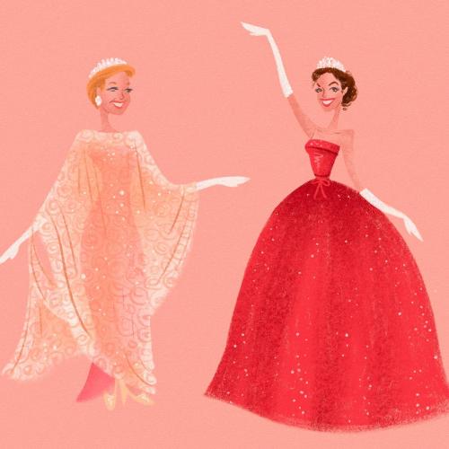 Princess Mia & Queen Clarisse