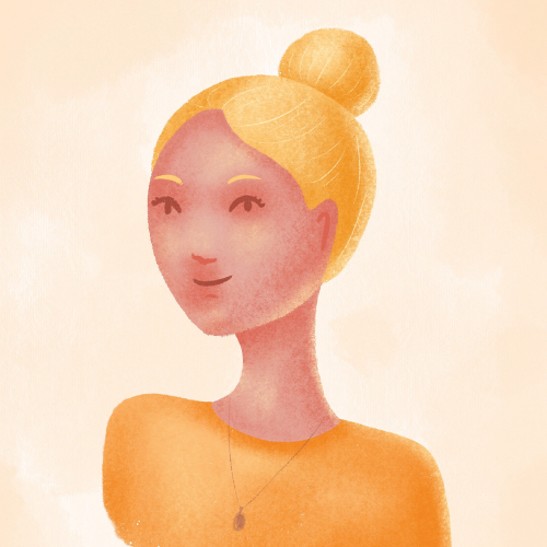 3.19.20 - Orange Girl