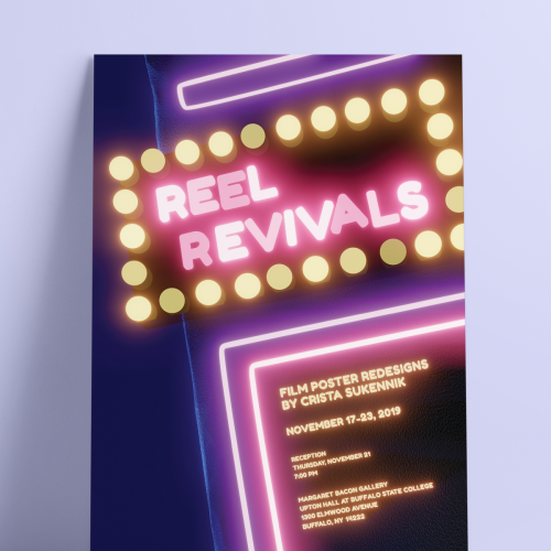 Reel Revivals: Senior Exhibition