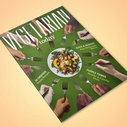 Vegetarian Today Magazine